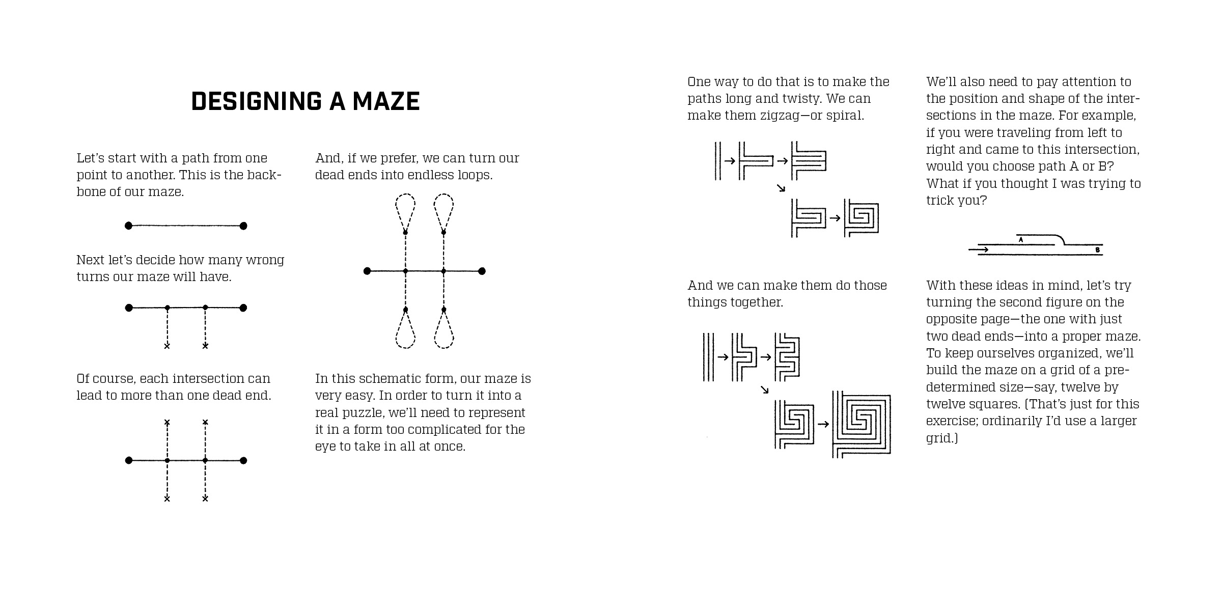 Laboratory Books 24 Mazes By Henry Fried